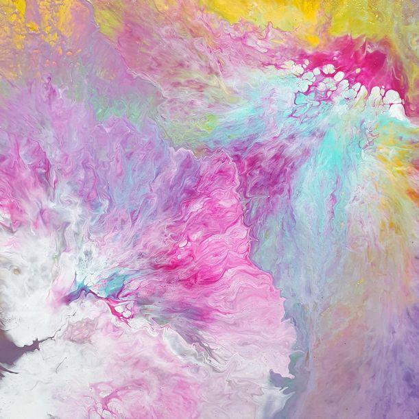 Purple Corals by Viet Ha Tran