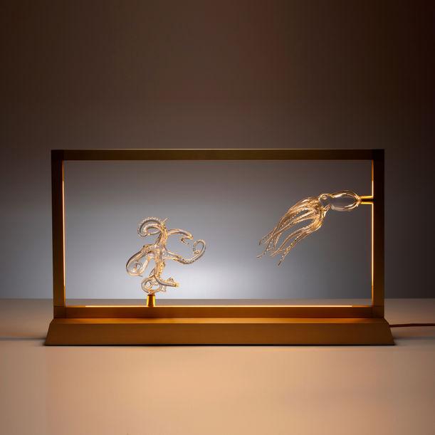 E-Sumi 'Octopus' by Simone Crestani