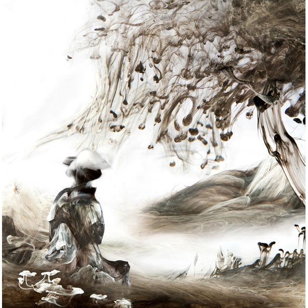 Across the Water by Lu Jun