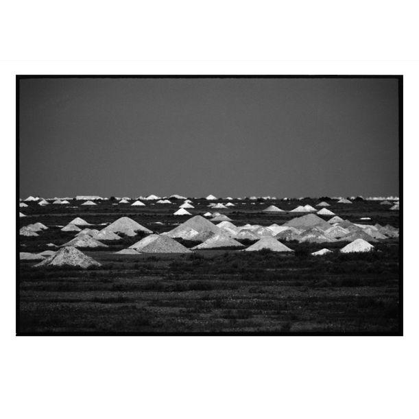 Coober Pedy Opal Mounds #4 by Damian Seagar