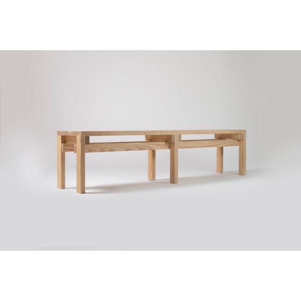 Cananea Bench by Manuel Muñoz Gomez Gallardo