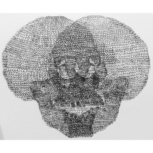 Skulls by Sita Inyai