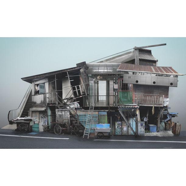 Bangkok area 02 by Theerapat Pawaprom