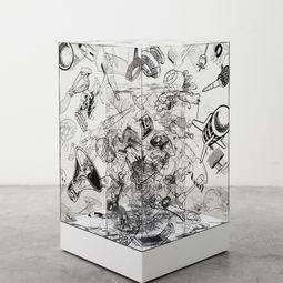 Model of something #8 by Teppei Kaneuji