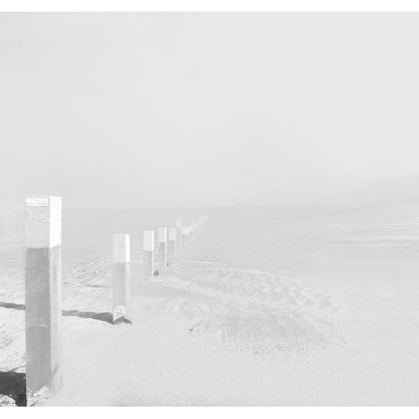 MOUNT BROMO - LINES II by Allan Borebor