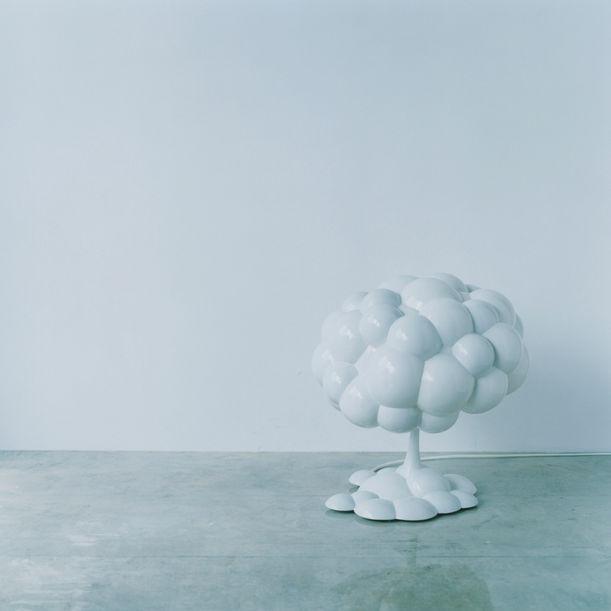 Mushroom Lamp by Satoshi Itasaka (h220430)