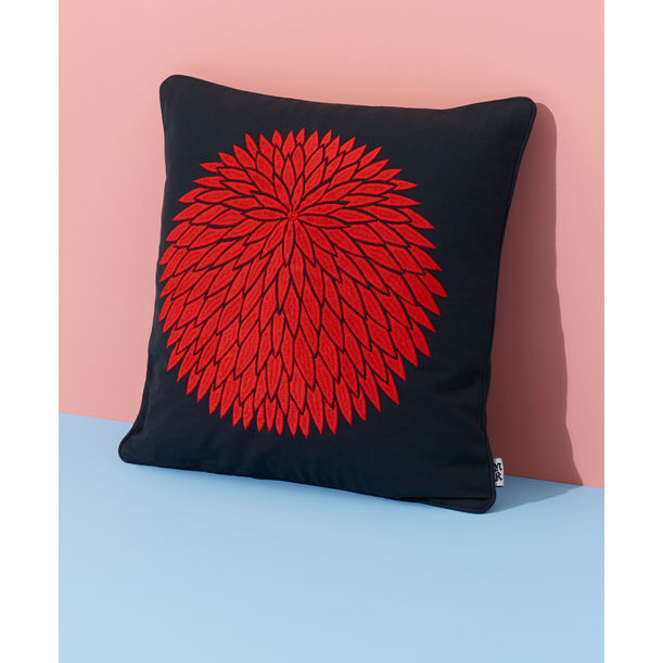 Chrysanthemum Cushion by Nazanin Kamali