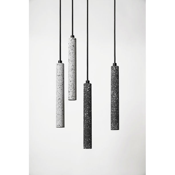 BENTU - BANG - Terrazzo Pendant Light by Bentu Design