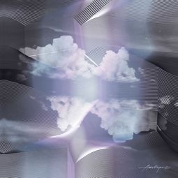 illusion cloud_poetic by Amelia Peng