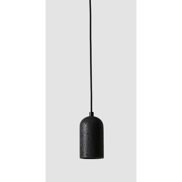 Buzao U Lava Stone Pendant Light By