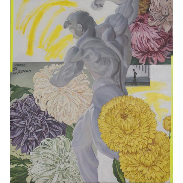 Chrysanthemum by Liu Ding