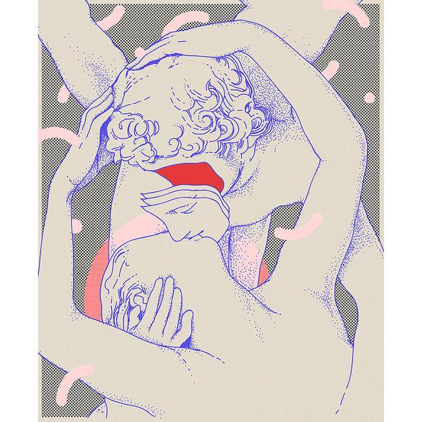 Cupid's Kiss by Margot Shin