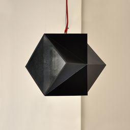 Folded Edge Lamp by Tarek ElKassouf
