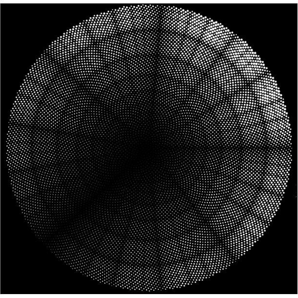 Infinite Spiral -II by Anni Kumari