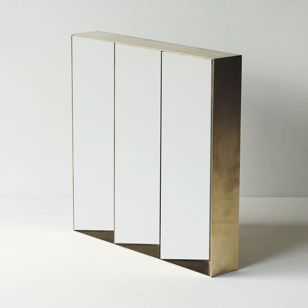 "Mirror as an architecture, ""Square"" by Norihiko Terayama"