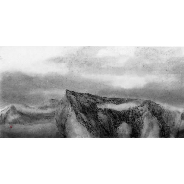 Iceberg #0217 by Terence  Tan Chee Wah