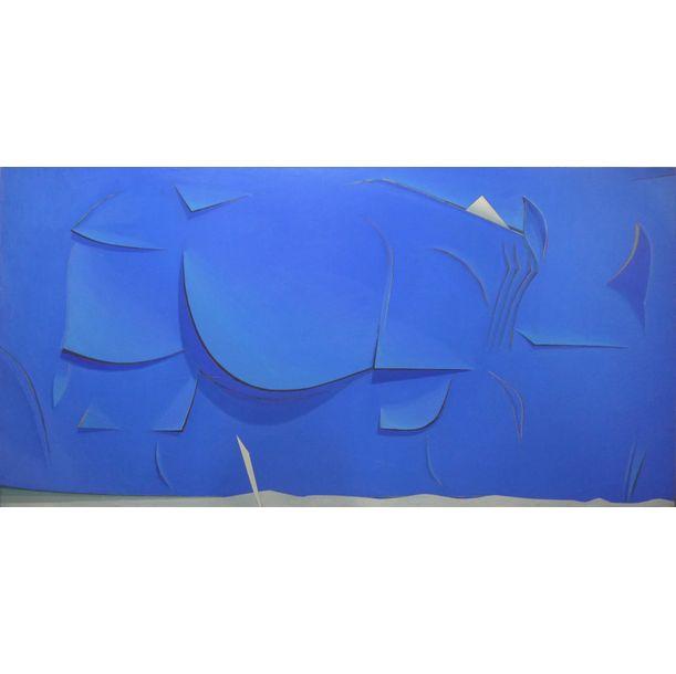 Ultramarine by Huang Jingjie