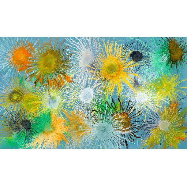 Exploflora Series No. 10 by Sumit Mehndiratta