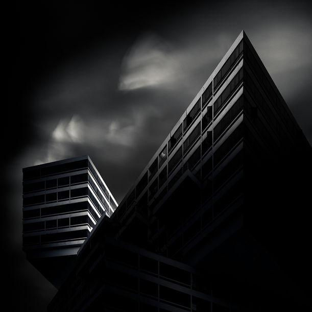 THE INTERLACE II by Allan Borebor
