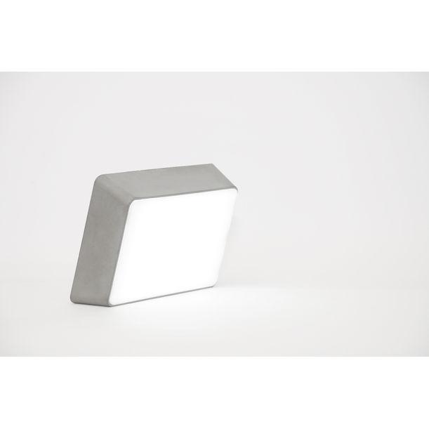 Brick Lamp - Concrete - Dark Gray by Hyfen / HCWD Studio