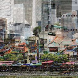 Boat Quay by Terence Tan