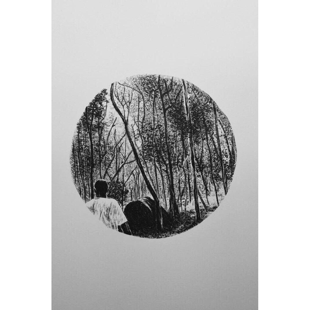 Tangkak Series : Untitled D by Alysha Rahmat Shah