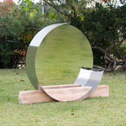 HalfHalf round Circle 120 by Jinsik Kim