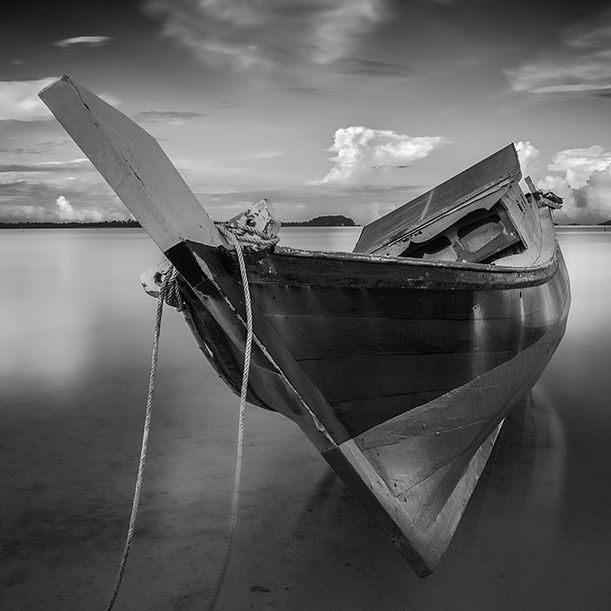 At Ease by Hengki Koentjoro