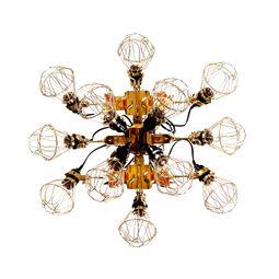 reconstruction chandelier by Kouichi Okamoto / Kyouei Design
