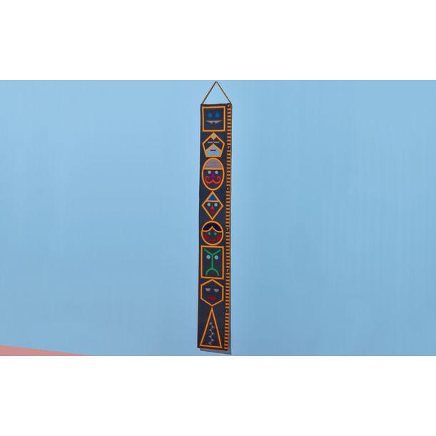 Height Chart by Nazanin Kamali