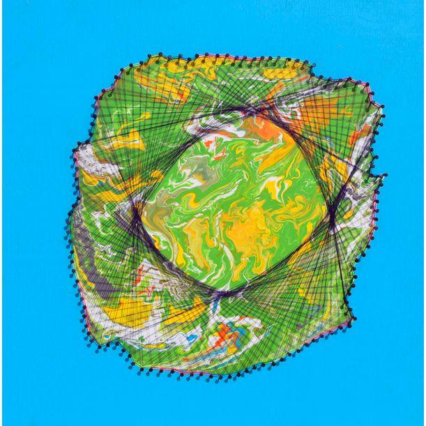 Nailed it Series No. 46 by Sumit Mehndiratta