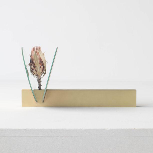 Wearing a Vase 07 by Norihiko Terayama