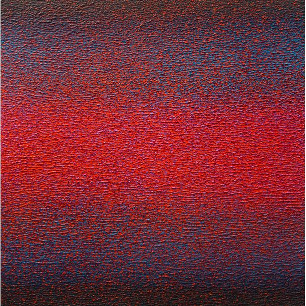 Red Painting C by Nestor Vinluan
