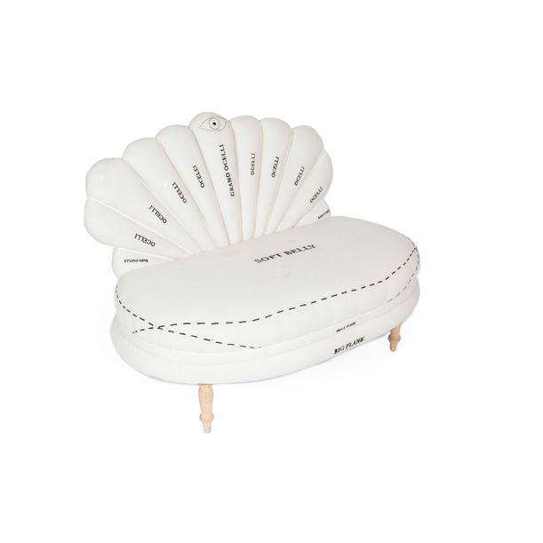 PEACOCK WHITE by Bokja Design