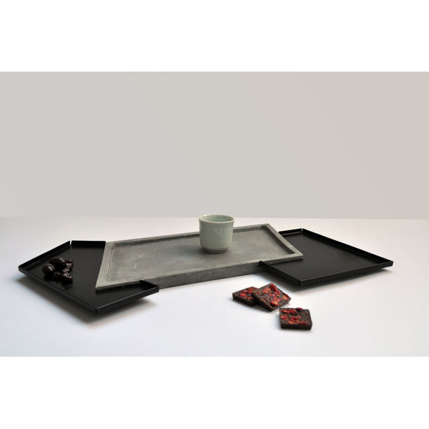 Tray 1.0 by Saccal Design House
