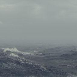 """Atlantic 58°43'21.3""""N 31°17'20.6""""W by Martha Atienza"""