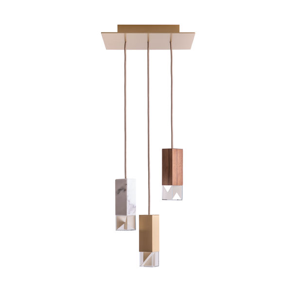 Lamp/One Collection Chandelier by Formaminima