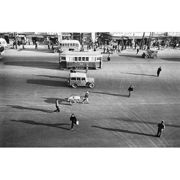 Namdaemun, Seoul, Korea 1956-1963 by Han Youngsoo