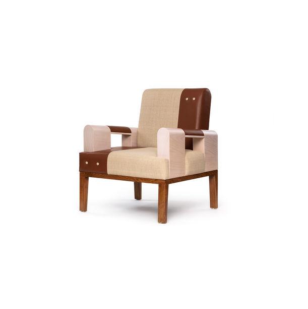 Isu Lounge Chair by Zonddi