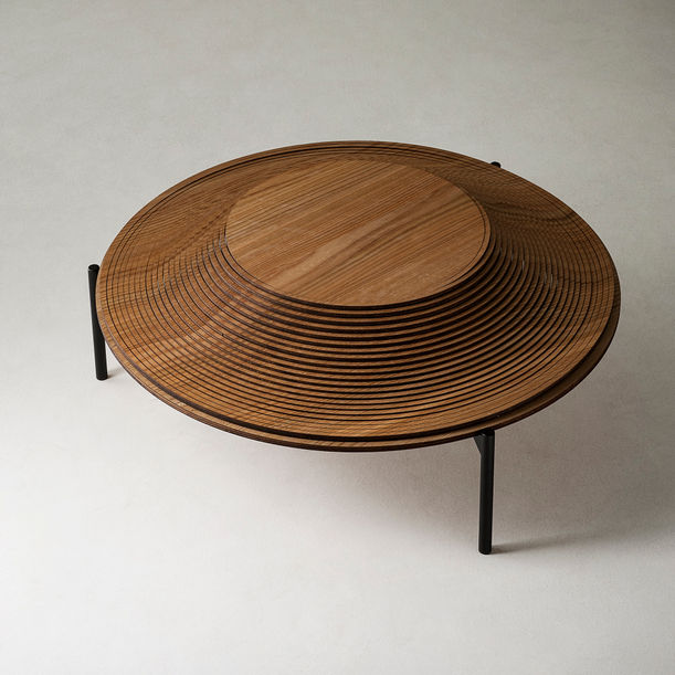 """ Dome collection "" coffee tables 3 by Sebastiano Bottos"