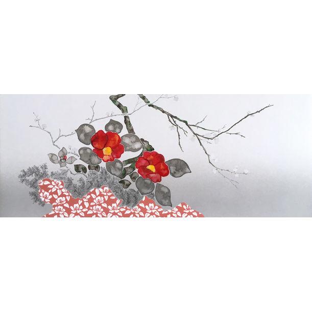 Camellia / Winter by Hisahiro Fukasawa