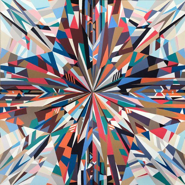 Crystal Red by Marina Astakhova