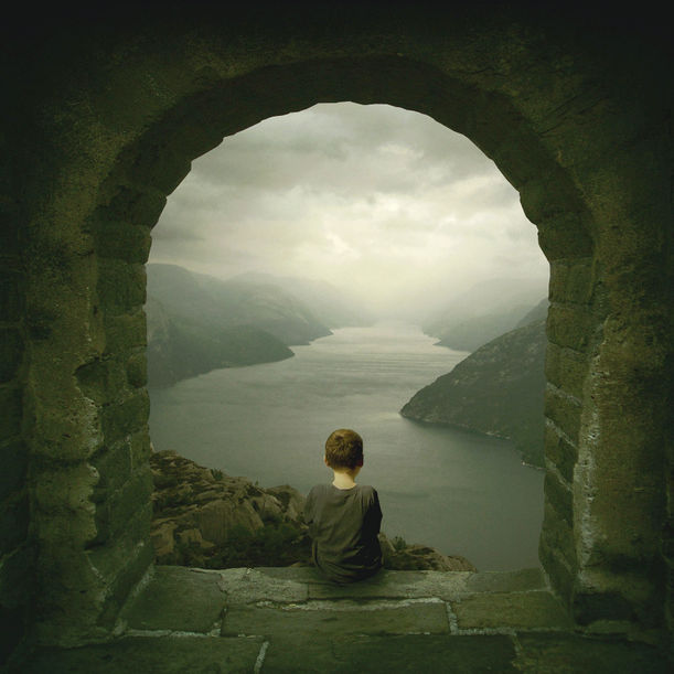 The Story Teller by Michael Vincent Manalo
