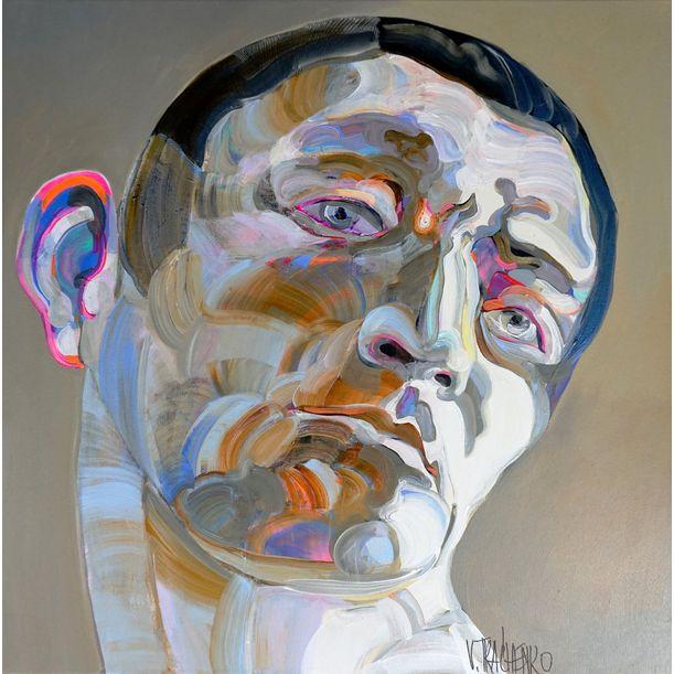 Tired by Victor Tkachenko