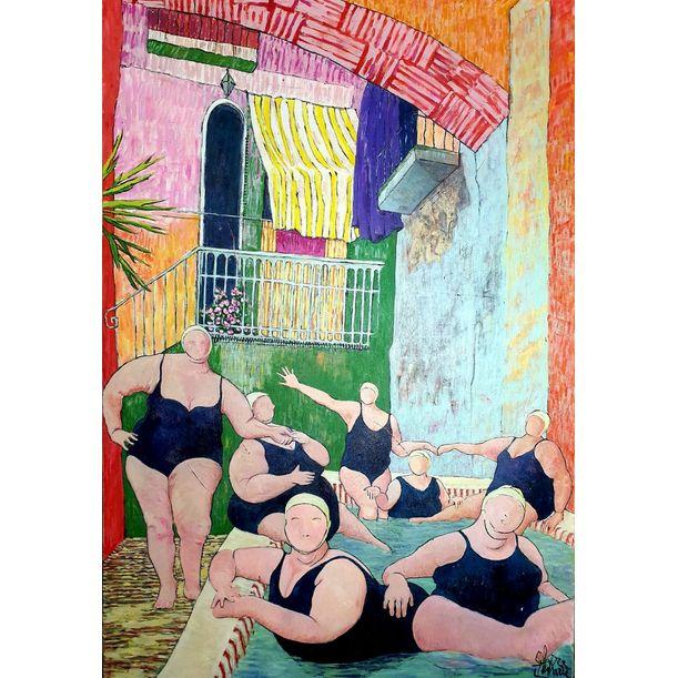 Sisterhood by Claire Denarie-Soffietti