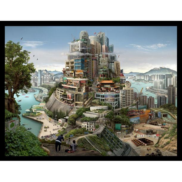 Babel Hong Kong by Emily Allchurch