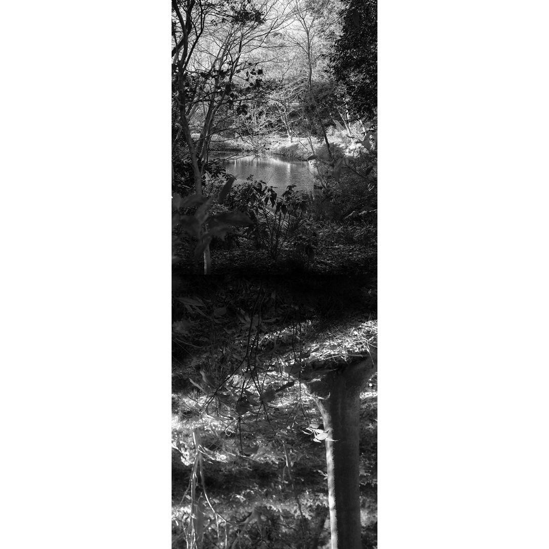 Reflecting landscape 04 by Yasuo Kiyonaga