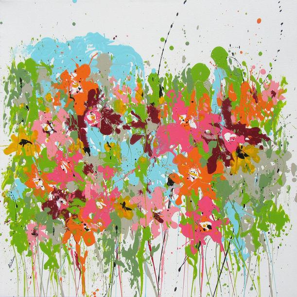 Sun Garden by Isabelle Pelletane