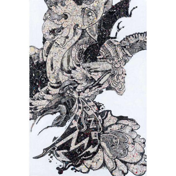 Ksana No. 5 by Ye Hongxing