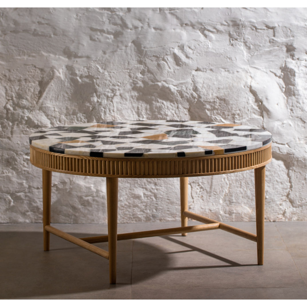 Mausam coffee table by Kam Ce Kam
